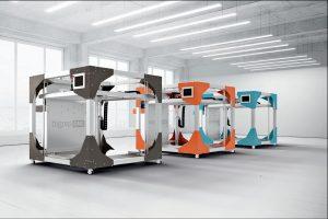 Big Rep will sich zum führenden Anbieter von additiven Fertigungsverfahren entwickeln. Jetzt wurde der Körber-Konzern als neuer Investor gewonnen. (Bildquelle: Big Rep)