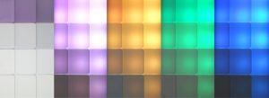 Das Unternehmen zeigt Compounds für den Bereich Lichtdesign. (Bildquelle: Sitraplas)