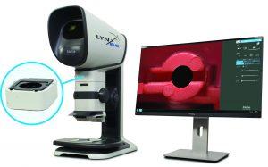 Die Kamera ermöglicht eine schnelle, qualitativ hochwertige  Bildaufnahme und Dokumentation. (Bildquelle: Vision Engineering)