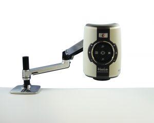 Das Digitalmikroskop ist jetzt um den variablen Gelenkarm erweitert worden. (Bildquelle: Vision Engineering)