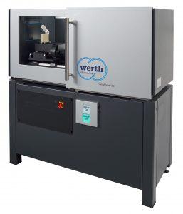 Computertomografie für schnelle Messungen mit hoher Auflösung (Bildquelle: Werth)