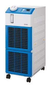 Highlight der Kühl- und Temperiergeräte ist eine Dreifachregelung. (Bildquelle: SMC)