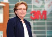 Christiane Grün, 56, leitet seit dem 1. August 2017 als Managing Director die DACH-Region des Multitechnologiekonzerns 3M.  (Bildquelle: 3M)