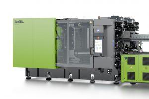 Zum ersten Mal werden Exterieur-Bauteile im Clearmelt-Verfahren produziert. (Bildquelle: Engel)