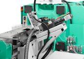 Die für die Direktverarbeitung genutzte Spritzgießmaschine ist durch einen Austausch des Spritzaggregats auch konventionell nutzbar. (Bildquelle: Arburg)