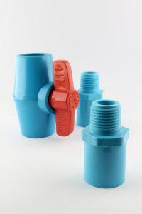 PVC ist ein zunehmend gefragter Werkstoff für Halbzeuge. (Bildquelle: Fotolia)