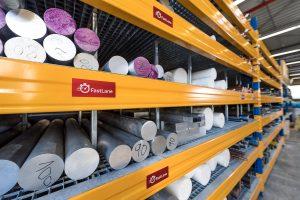 Materiallager (Bildquelle: Pöppelmann)