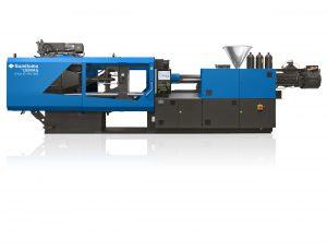 Spritzgießmaschine für Kunststoff-Packmittel (Bildquelle: Sumitomo Demag)