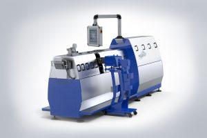 Extruder zur Herstellung hochwertiger technischer Kunststoffcompounds (Bildquelle: Feddem)