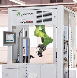 Roboterzelle (Bildquelle: Herrmann)