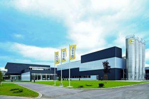 Standort des Unternehmens in Bühl (Bildquelle: Bada)