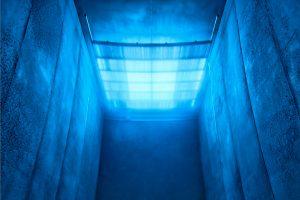 Werkstoffeigenschaften werden mit dem Einsatz der Strahlung optimiert. (Bildquelle: BGS)