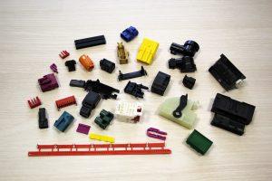 Auszug aus dem  Spektrum der bei PWF gefertigten Kleinteile.