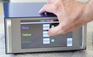 7-Zoll TFT-Touchscreen-Display mit neuen Features (Bildquelle: WF Plastic)