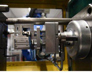 Kostensparendes Verfahren zur variothermen Prozessführung im Spritzgießprozess (Bildquelle: Varioplast)