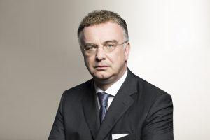 Die Mitgliederversammlung des VCI hat am 29. September 2017 in Frankfurt Christian Kullmann, Vorstandsvorsitzender Evonik Industries AG, Essen, zum Vizepräsidenten gewählt.  (Bildquelle: Evonik Industries)