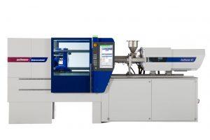 Vollelektrische Spritzgießmaschine (Bildquelle: Wittmann Battenfeld)