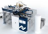 Thermoplast-Bauteile direkt in den Schäumprozess des Formteilautomaten integriert (Bildquelle: Kurtz-Ersa)