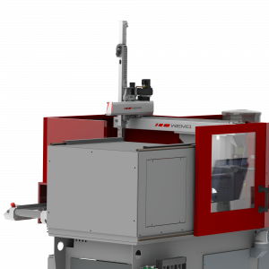 Kompakter Linearroboter mit Servoantrieb (Bildquelle: Wemo)