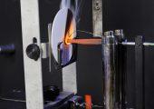 In Entwicklung ist ein halogenfrei flammgeschütztes PBT-Compound, das sehr gute Ergebnisse in Glühdrahtprüfungen nach IEC 60695-2-10 erreicht. (Bildquelle: Lanxess)