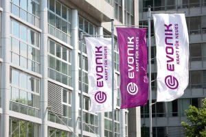 Evonik Industries Zentrale in Essen. (Bildquelle: Evonik)