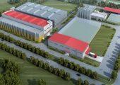 Im Binjiang Chemical Park von Changzhou entsteht ein neues Werk für Hochleistungs-Kunststoffe. (Bildquelle: Lanxess)