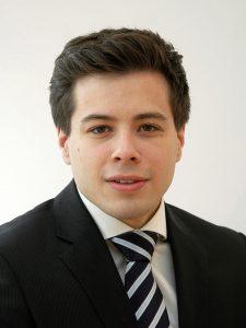 Seit Anfang September dieses Jahres verstärkt Lukas Mako den Vertrieb der Roboter von Wittmann, Wien, Österreich. Er ist für das Vertriebsgebiet Ost- und Zentralösterreichisch verantwortlich. (Bildquelle: Wittmann)