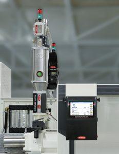 Der Moisture Meter Manager ist in der Lage, den Feuchtigkeitsgehalt des Polymers während des gesamten Zyklus der Trocknung vollautomatisch zu regeln. (Bildquelle: Moretto)