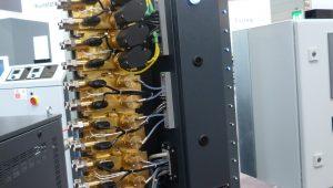 Der neue Impulsgeber von Regloplas ist für 16 Temperierkreise ausgelegt.