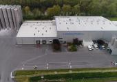 Am Standort Givet, Frankreich, wurden zusätzliche Produktionskapazitäten für Masterbatches in Betrieb genommen. (Bildquelle: A. Schulman)