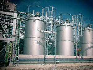 Die Anlage ist in Betrieb – und ein weiterer Ausdruck der Forschung und der Entwicklungsaktivitäten des Unternehmens, die sich auf  PEEK-Polymer und weitere differenzierte Typen innerhalb der Familie der PAEK-Hochleistungsthermoplaste konzentrieren. (Bildquelle: Victrex)