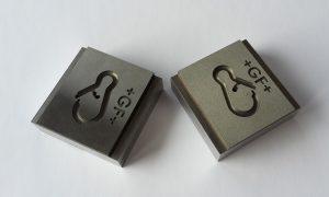 3D-gedruckte Metall-Formeinsätze (Bildquelle: Dr. Boy)