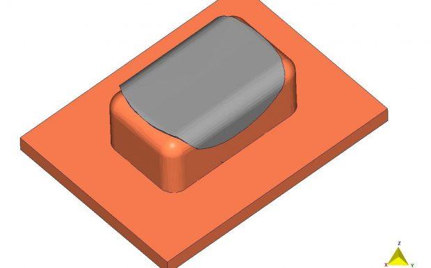 Platz 9: Durch Koppelung ihrer beiden Simulations-Systeme Cadmould 3D-F und T-Sim optimieren Simcon, Würselen, und Accuform den Herstellungsprozess von Spritzgussteilen. (Bildquelle: Simcon)