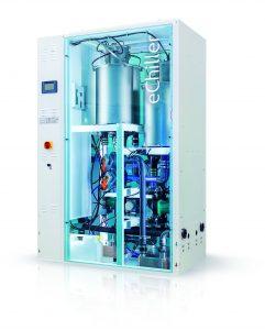 Die Kältemaschine ist skalierbar und ideal geeignet bei Produktionsänderungen. (Bildquelle: Efficient Energy)