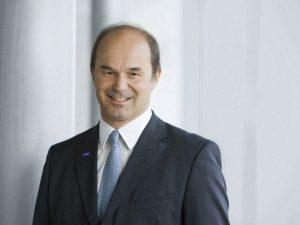 Dr. Martin Brudermüller wird im Mai 2018 neuer Vorstandsvorsitzender des Ludwigshafener Chemiekonzerns. (Bildquelle: BASF)