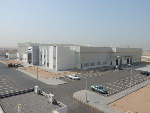 Neuer Produktionsstandort für Masterbatches in Saudiarrabien (Bildquelle: Clariant)