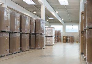 Der Lohnvearbeiter Polycomp erweitert seinen Standort mit mehr Lagerkapazität. (Bildquelle: Polyomp)