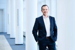 Ineos Styrolution ordnet seine Vertriebsstruktur in Europa neu. Im Bild: Der Europaverantwortliche des Unternehmens, Rob Buntix, President Emea. (Bildquelle: Ineos)