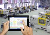 Platz 5: Die Touch2plan-Tablet-App von MPDV, Mosbach, dient zur dezentralen Fertigungssteuerung. (Bildquelle: MPDV)