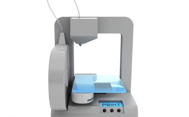 Platz 6: Die wichtigsten Druckverfahren, in denen die Füllstoffe auf Mineralbasis der Quarzwerke, Frechen, zum Einsatz kommen, sind die Stereolithografie, das Lasersintern und das Fused-Filament-Fabrication-Verfahren. Untersuchungen in ABS- und PLA-Compounds haben eine bessere Ablösung des Bauteils von der Bauplattform, verringerte Schwindung und Deformationen gezeigt. (Bildquelle: Doomu/Fotolia)