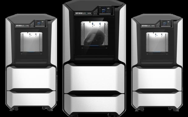 Platz 7: Die FDM-Geräte der F123-Baureihe von Stratasys, Rheinmünster, sind in verschiedenen Preisklassen erhältlich. Die Drucker-Serie erfordert wenig Wissen und Erfahrung und ist einfach zu bedienen und zu warten. Sie ermöglichen einen schnellen und einfachen Materialwechsel, unterstützen bis zu vier Materialien in verschiedenen Farben. (Bildquelle: Alphacam)
