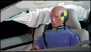 Die Polyamid-Fasern werden unter anderem für Airbags verwendet. (Bildquelle: Asai Kasei)