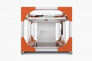 Der 3D-Drucker mit 1 Kubikmeter Volumen gehört zum Portfolio des Berliner Unternehmens. (Bildquelle: Bigrep)