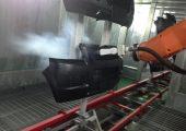 Trockeneisreinigung direkt im System (Bildquelle: Cold Jet)