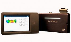 Monitor und Controller der Nadelöffnungssteuerung (Bildquelle: Synventive)