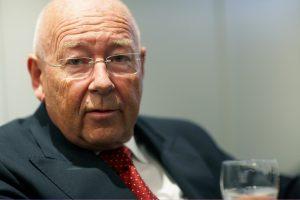 Noch bis zur Hauptversammlung im Mai, dann ist Schluss. Dann legt der Aufsichtsratsvorsitzende Dr. Rolf Stomberg sein Mandat nieder. (Bildquelle: Lanxess)