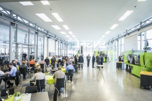 Mit einer Fläche von 700 Quadratmetern ist das Technikum eines der größten in der Unternehmensgruppe. (Bildquelle: Engel)