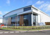 Die neue Produktionsstätte von Materials Solutions in Worcester, Großbritannien. (Bildquelle: Siemens)