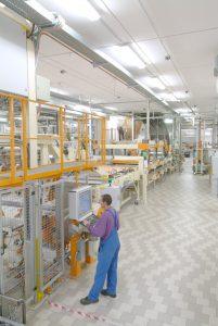 Aus dem Duroplast gefertigte Oberflächen werden für die höchste HL 3-Stufe zugelassen. (Bildquelle: Lorenz Kunststofftechnik)