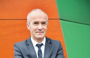Dr. Stephan Schnell, Geschäftsführer  des Kunststoff- distributors  K. D. Feddersen, Hamburg.